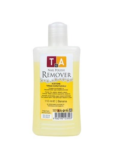 Tca Studio Make Up Naıl Polısh Remover Banana 110Ml Renksiz